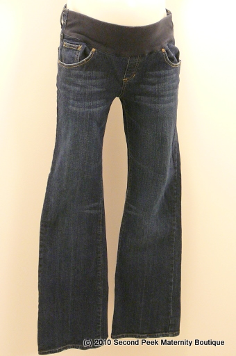 Pre-loved Maternity Denim | Discount Maternity Jeans